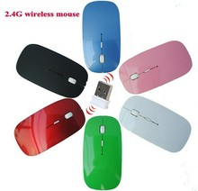 2.4GHz wireless optical mouse Cordless Scroll Computer PC Mice with USB Dongle,factory price wireless mouse,wireless mouse