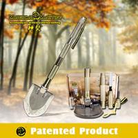 Military Grade Survival Equipment/Army Tool/Multifunction Shovel