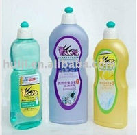 Antiseptic liquid disinfectants for hospitals