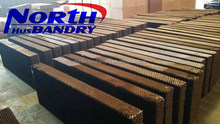 professional manufacturer and exporter of greenhouse/ poultry house / industrial evaporative cooling pad
