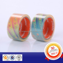 opp carton packing tape super clear high adhesion