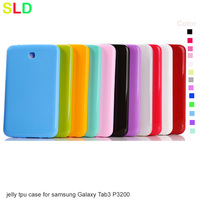silicone rubber tablet case for samsung galaxy tab 3 7 inch P3200