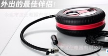 Multi-Functions DC12V 260PSI Mini Tire Inflator Air Compressor (Emergency Tire Inflators) for Cars, Bikes, Balls, Airbeds etc.