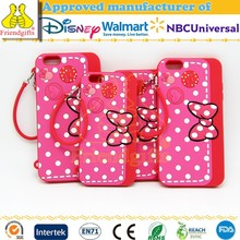 NBCUniversal Audited Supplier Custom Silicone Case for iphone 5 Case for Various Mobile Phone