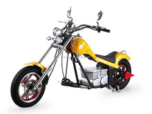 electric power motorcycle