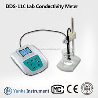 Desktop Lab conductivity meter /tester with automatic calibration