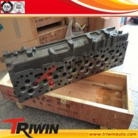 Factory price 6CT 8.3 diesel engine cylinder head 3936155 aluminum cylinder head
