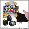 Kids Novelty Toys Black Bomb Oil Toy Slime