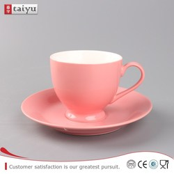 customized factory supply porcelain cat