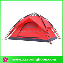 2015 hot sale camping tent/top quality aluminum frame camping tent