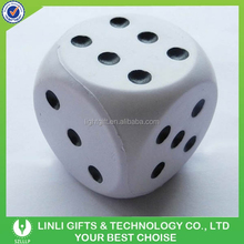 OEM PU Foam Mahjong Dice Anti Stress Toy