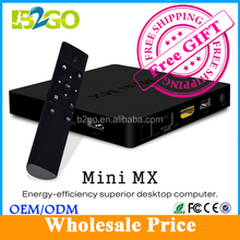 MINI MX android 5.1 amlogic s905 quad core tv box