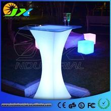 Popular Night Club /Outdoor Moma LED Medium Bar Table/even party tables led night club table led night club table 2015