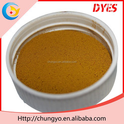 Dyestuff Manufacturer Direct Dyes Yellow 50 100% Leather and Fur Dyes Synthetic Leather Shoe Dyes