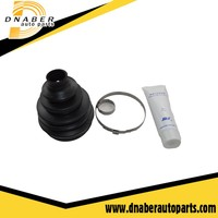 Dnaber Genuine & High Quality CV Joint Boot Kit OEM 8K0498203 For Audi A4 A5 A6 S4 S5