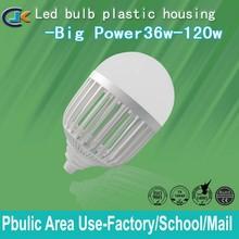 OEM ODM led bulb case manufacturing plant 5630 smd e27 b22 aluminium led bulb light case for led lights