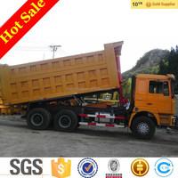 30-40ton 6x4 China Shannxi shacman standard dump truck dimensions