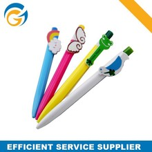 2013 Cheap Logo Cartoon Ball Pen new design ball pens
