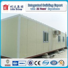 High class movable container house for kiosk In QATAR