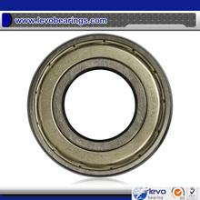 6205ZZ Steel cage Deep groove ball bearing