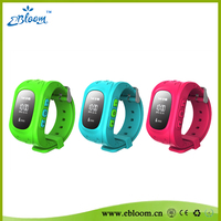 kids gps tracker senior cell mobile gps watch cell phone for wholesale