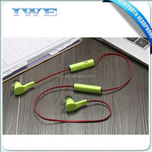 mini cool High definition stereo music blue tooth headset wireless with mic