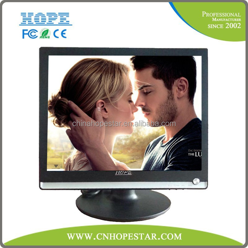 high quality 19inch tv monitor lcd(CE+RoHs)