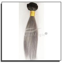 Brazilian hair weaving extensions, alibaba express wholesale shenzhen qingdao guangzhou,New arrival color gray hair extensions