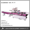 Sgm060-4a-p/t 4 lados sellados automática de flujo horizontal de embalaje de la ampolla de la máquina