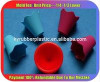 Vulcanized Molded Silicone Part Manufacturer / Food Grade Silicone Component / Heat Resistant Silicone Rubber