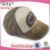 washed brushed cotton 6 panels baseball cap and hat / hat and cap