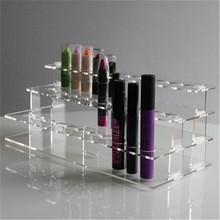 wholesale decorative acrylic lipstick organizer