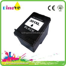 Golden supplier of remanufactured inkjet cartridge 301xl with hp printer 2510/3050