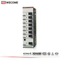 Low Voltage Electrical Distribution Panel Board Electrical Parts Manufacturering Companies Tianjin Rittal Cabinet