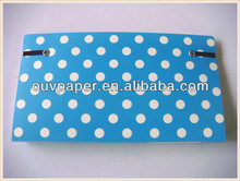 2014 Office Supplies Plastic Material Ticket Holder