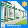Wholesale Black Color Cast Aluminum Fence
