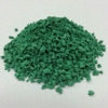 Green EPDM Granules & Chips For Rubber Sports Flooring And Infilling Artificial Grass -FN-D-14122201