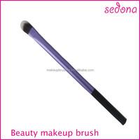 Eyeshadow brush, purple handle eye shadow, best eye shadow