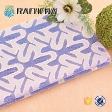 wholesale jacquard elastic soft lace fabric for garments