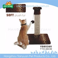 Pet product cat tree scratch post