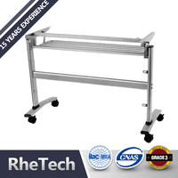 furniture parts folding steel table frame,steel folding table legs