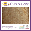 94% polyester 6%spandex warp knitting solid velvet fabric wholesale