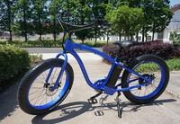 "26"" hummer 350W stealth bomber electric bike"