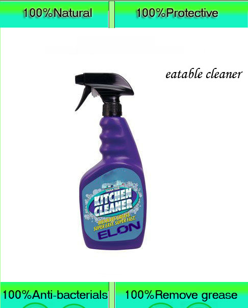 Eco friendly kitchen cleaning products spray detergent for Eco friendly kitchen products