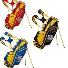 Helix Nylon custom staff golf bag / golf stand cart bag /golf cart staff bag