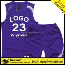 Low MOQ high quality barcelona basketball jersey,basketball throwback jerseys,blank basketball jersey uniform