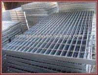 galvanized band steel grating