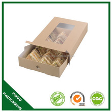 Alibaba china new products biscuit packaging box for Christmas gift