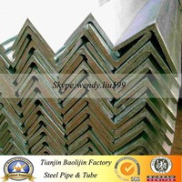 Prime hot rolled carbon steel angle iron/angle iron specification