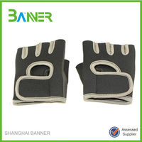 GYM Hand Protector Neoprene bicycle gloves and a half